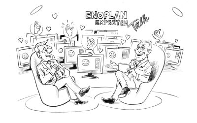 Nutzen Sie den direkten Draht zu den ENOPLAN-Energieexperten!