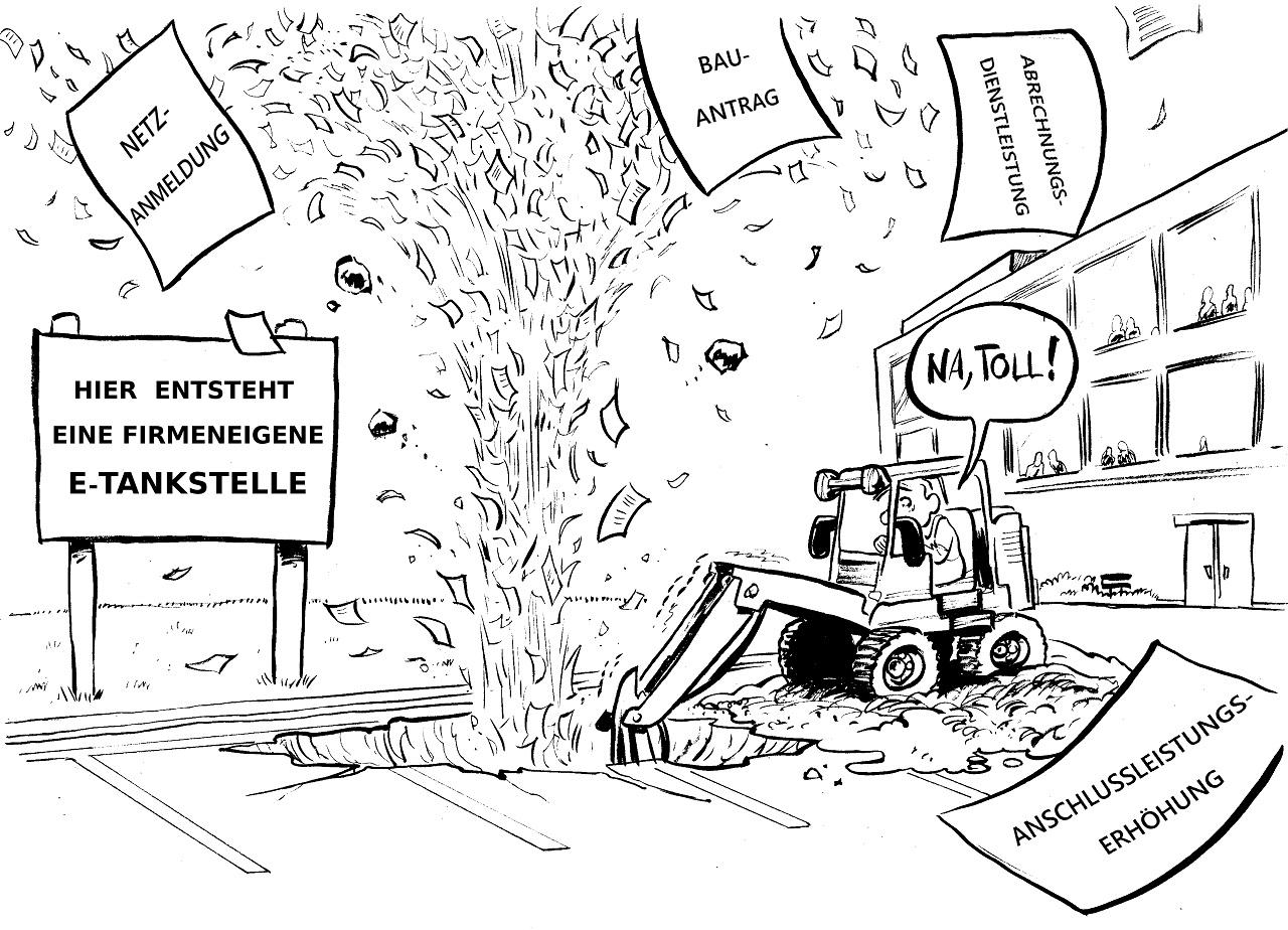 Ladeinfrastruktur
