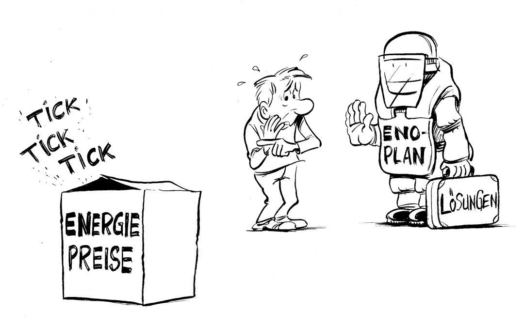 Steigende Energiepreise – wie organisiere ich meinen Energieeinkauf?